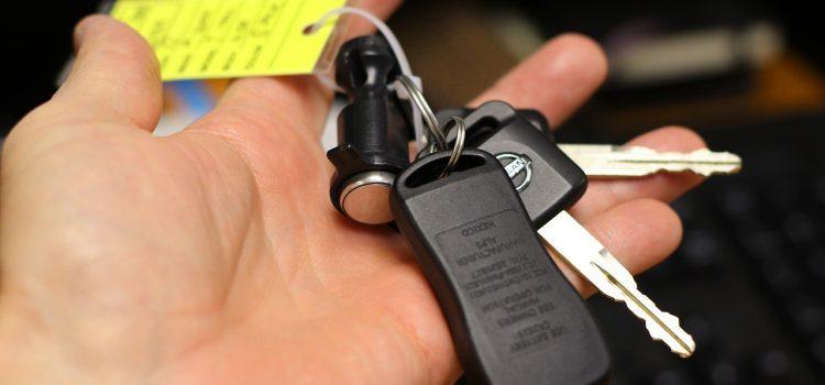 clé de voiture